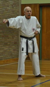 1.DAN Shotokan Karate